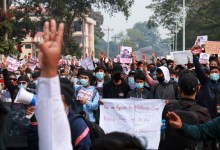 News24.com   Myanmar junta 'sad' at protest deaths but vows to stop 'anarchy'