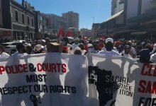 News24.com | Khayelitsha residents accuse City of Cape Town of trampling on their basic human rights