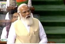 पीएम मोदी ने कहा, 'कांग्रेस के साथी कृषि कानूनों के कंटेट और इंटेट पर चर्चा करते तो किसानों तक सही चीजें पहुंचतीं'