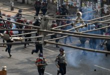 News24.com   Myanmar protesters hit streets at dawn as Mandalay reels from eight deaths