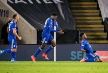 News24.com | Iheanacho scores twice as Leicester beat Man Utd to reach FA Cup semis