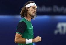 News24.com | High-flying Lloyd Harris surges into Dubai quarter-finals