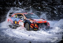 Adamo contented with Hyundai fightback in WRC Finland