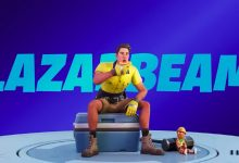 Lazarbeam Fortnite skin: launch date, first stumble on & more
