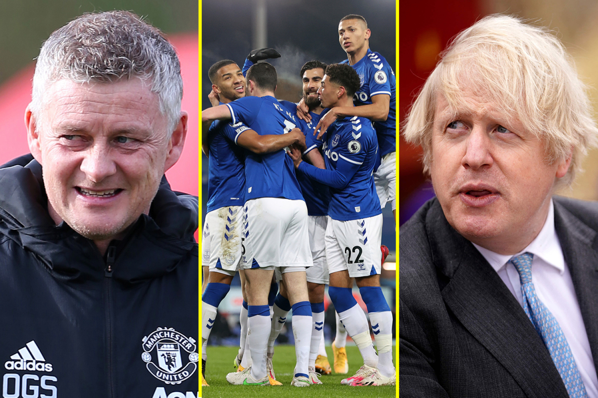Boris Johnson's plans to host whole of Euro 2020 in UK, Everton two points off fourth with steal over Southampton, Solskjaer and Shaw avoid FA price – dwell football news and gossip