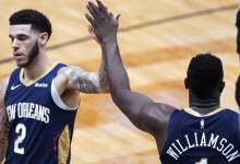 Pelicans' Zion Williamson Needs Lonzo Ball Got the 'Corpulent Admire He Deserves'