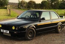 This SR20-Swapped BMW E30 Is A £14k M3 Replacement We Desire Badly
