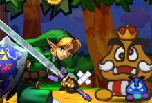 Random: The Fastest System To Beat Paper Mario Is To Flip It Off And Play Zelda As an alternative