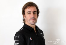 """Alonso """"fully match"""" for F1 testing after biking accident"""