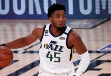 Donovan Mitchell, Rudy Gobert command Jazz must live getting 'screwed' by NBA officials