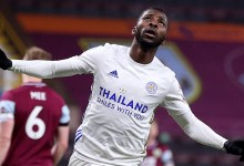Leicester City 'must bear received' – Iheanacho on gritty plan at Burnley