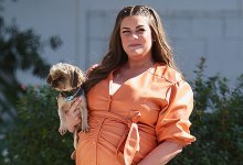 Pregnant 'Vanderpump Tips' Considerable person Brittany Cartwright Tells Body-Shaming Trolls To 'Rot In Hell'