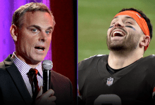 Colin Cowherd makes exhaust of Baker Mayfield's UFO sighting as one other opportunity to knock Browns QB