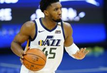 Jazz's Donovan Mitchell, Rudy Gobert Fined for Criticizing Refs After 76ers Loss