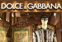 Dolce & Gabbana Can't Uncover A Damage, Nor Invent They Deserve One