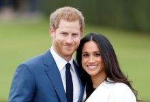The set To Peek: Prince Harry and Meghan Markle Oprah Winfrey Interview