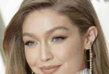 Gigi Hadid Returns to the Runway With New Crimson Hair