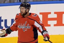 Caps' Wilson will get in-person hearing for Carlo hit
