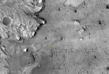 NASA named the Mars rover's landing site after renowned Unlit sci-fi writer