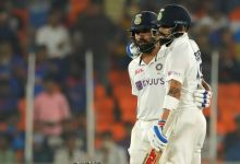 Kohli: 'Rohit's 161 defining moment in India coming merit in the series'