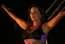 AEW Superstar Serena Deeb Out of Action Attributable to Damage