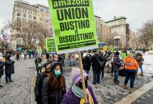 That trending #BoycottAmazon hashtag is led by customers, no longer the union