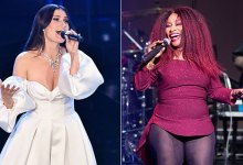 Idina Menzel Duets With Chaka Khan For Remake Of 'I'm Every Lady' For Global Ladies folks's Day
