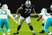 Raiders OT Trent Brown expected to be traded to Patriots Mar 09, 2021