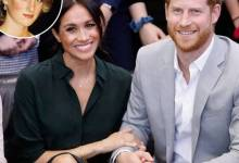 Princess Diana's Feeble Aide Weighs in on Meghan Markle and Prince Harry's Royal Rift