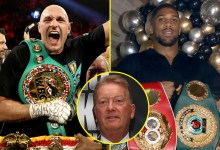 Tyson Fury 'peed off' about Anthony Joshua battle prolong, shows Frank Warren who requires persistence from frustrated fans – 'The true is agreed and announcement is coming near near'