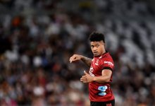News24.com | WATCH | How did he enact that? Crusaders winger scores UNBELIEVABLE attempt
