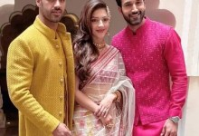 F3 actress Mehreen Pirzada will get engaged to Bhavya Bishnoi; pre-marriage ceremony festivities commence up — test pics