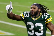 Aaron Jones gave Packers a great deal of causes to play working wait on roulette