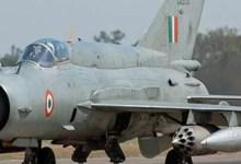 एयरफोर्स का MiG-21 क्रैश:कॉम्बैट ट्रेनिंग के लिए टेक ऑफ कर रहा फाइटर प्लेन हादसे का शिकार, ग्रुप कैप्टन शहीद