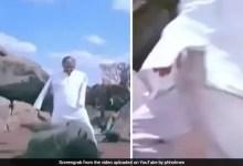 ठाकुर और गब्बर के बीच फाइट के दौरान दिख गए थे ठाकुर के हाथ, देखें 'शोले' का Video