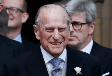 News24.com | Prince Philip leaves hospital after 28 days