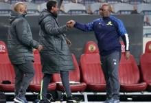 News24.com | Manqoba Mngqithi on potential Pitso Mosimane reunion