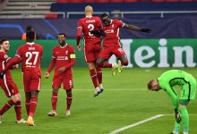News24.com | Liverpool ease past RB Leipzig into Champions League last eight