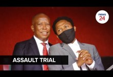 News24.com | WATCH LIVE | Malema, Ndlozi assault trial resumes at Randburg court