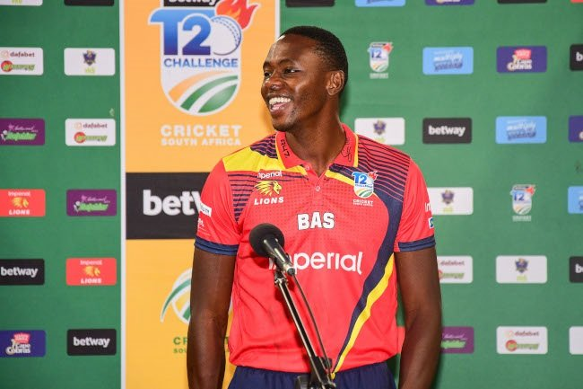 News24.com | Rabada: Victory in T20 Challenge final 'set up by the way we bowled'