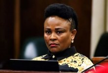 News24.com | BREAKING | Panel recommends Parliament institute removal proceedings against Busiswe Mkhwebane