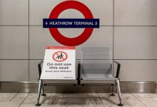 News24.com | Heathrow airport dives into £2 billion annual loss following 73% passenger plunge