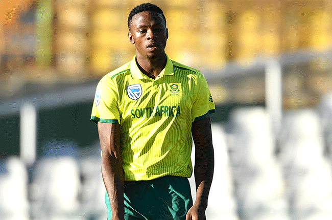 News24.com | Kagiso Rabada among top draft picks for inaugural The Hundred