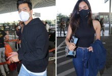 Vicky Kaushal and Manushi Chhillar head to Maheshwar for the shoot of YRF's next