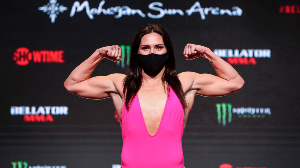Bellator 256 results: Cat Zingano shows slick ground game in armbar submission win