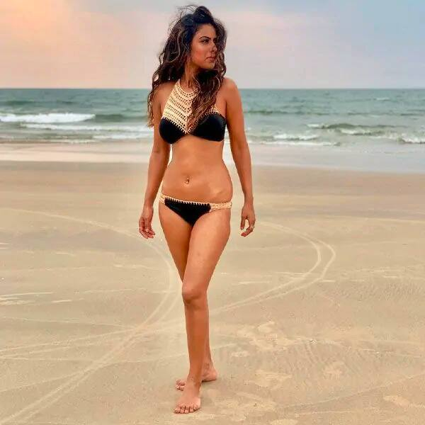 Nia Sharma on her bikini body: I know I'm fooling the audience; I didn't eat for 2 days