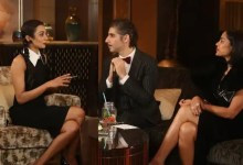 A Table For Two Season 2 Episode 2: Sass meets seduction as Jim Sarbh and Shahana Goswami grace host Ira Dubey's Addams Family theme