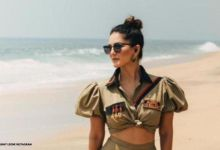 Sunny Leone goes for morning hike, shares pic on The beauty of Kerala and fresh air