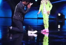 Super Dancer Chapter 4: Contestant Sanchit Chanana accepts Remo D'Souza's solo challenge and leaves him spellbound