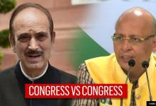 Will visit poll-bound states too: Ghulam Nabi Azad after facing flak over G23 meet in JK